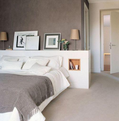 灰色简欧卧室设计