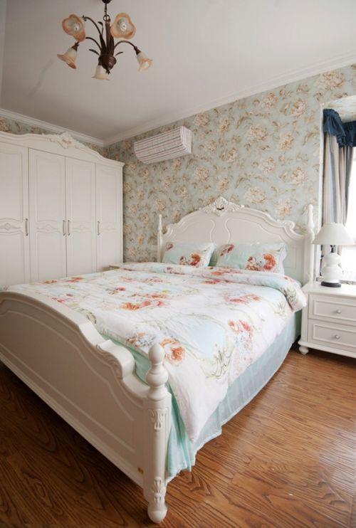 2016简欧乡村风格卧室设计图片