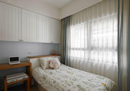 温馨地中海风格卧室效果图
