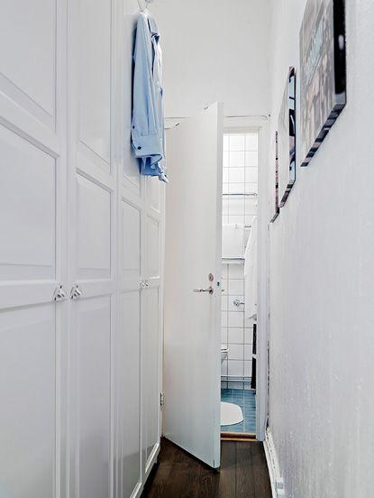 小户型卫生间过道图片