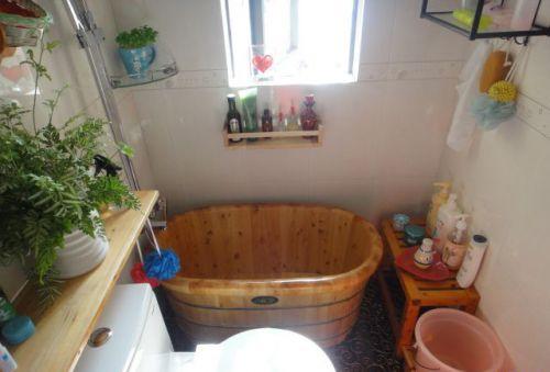 中式小户型卫生间设计图片