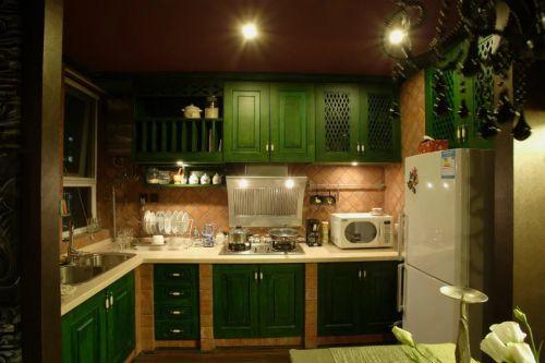 东南亚厨房设计效果图欣赏