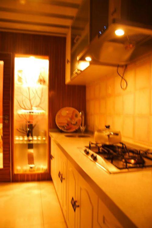东南亚厨房橱柜装修风格