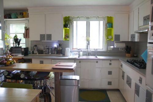 东南亚风情别墅厨房设计图片