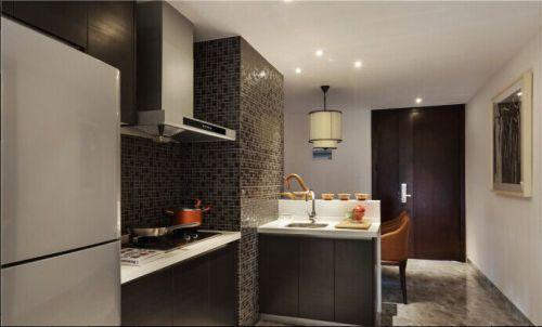 东南亚风格室内厨房装潢设计