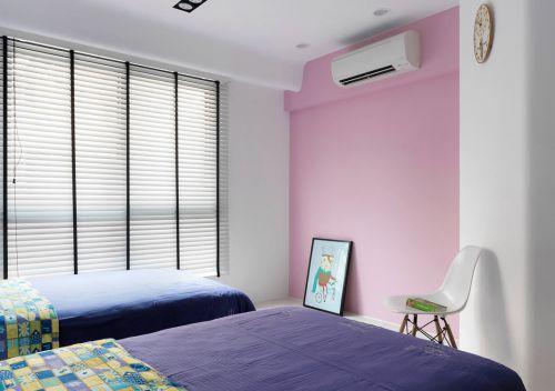 粉色儿童房装饰设计