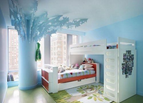 混搭风格公寓儿童房设计