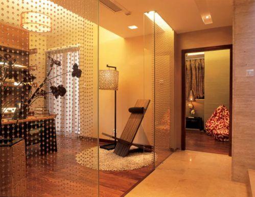 东南亚吊顶书房装修设计风格