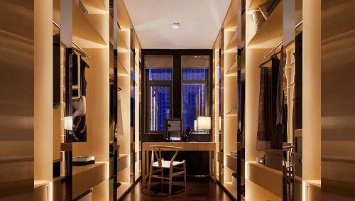 122平美式风格家装设计