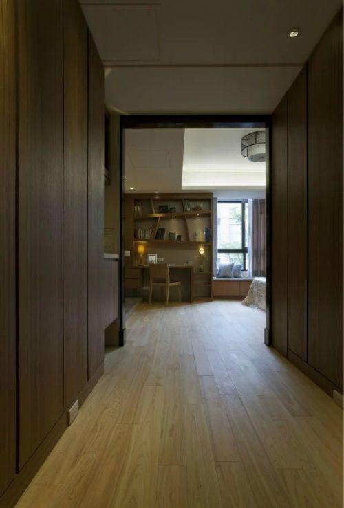 中式风格家装过道效果图设计