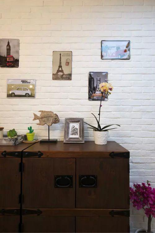 家装玄关背景墙装饰效果图