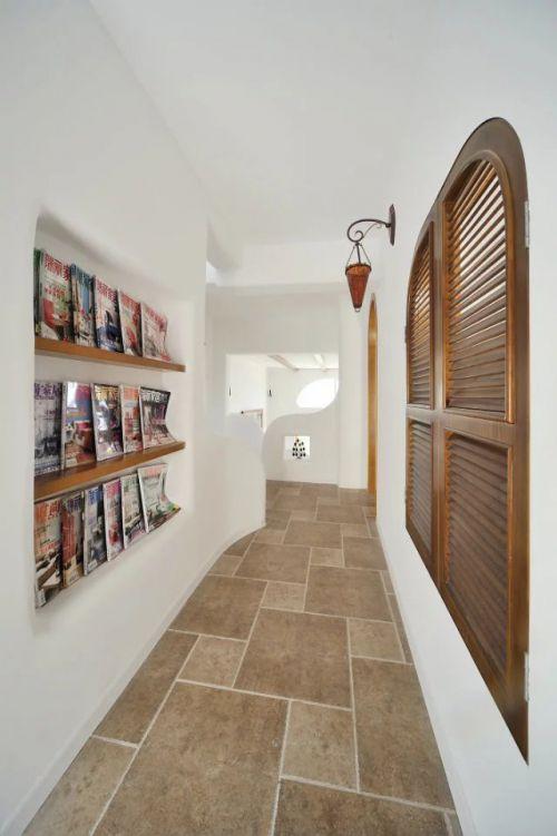 混搭室内过道地板砖装修图片
