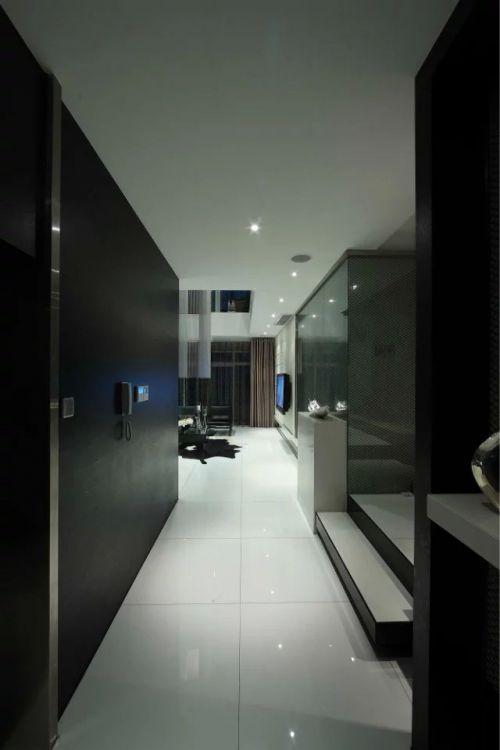 现代室内过道装修效果图