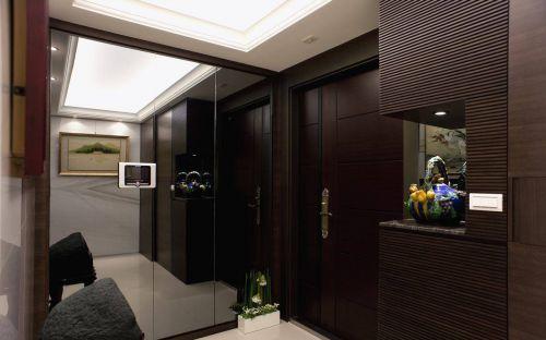 欧式三居玄关设计装饰图片