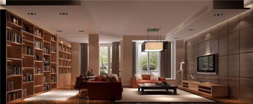 欧式风格三居室客厅装修图片欣赏