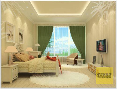 欧式风格五居室客厅装修效果图大全