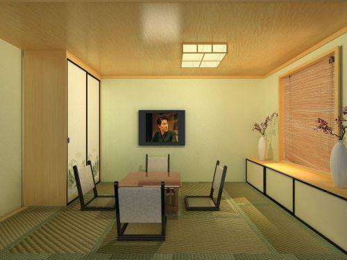 韩式风格二居室客厅装修效果图大全