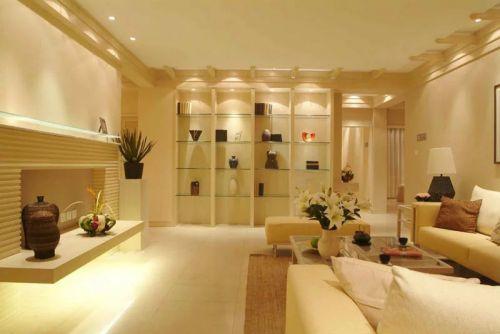 东南亚风格二居室客厅沙发装修效果图大全