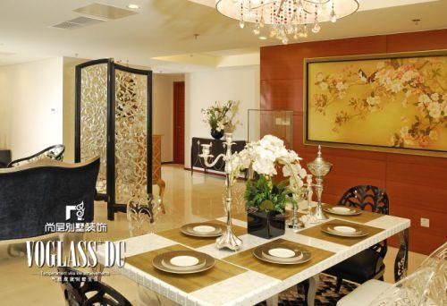 新古典二居室客厅装修图片