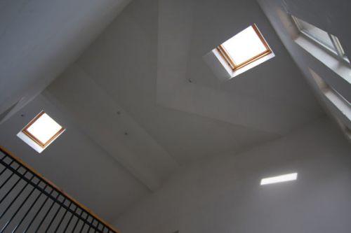 新古典风格五居室客厅吊顶装修图片