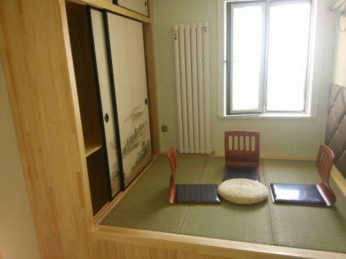 韩式风格一居室客厅装修效果图