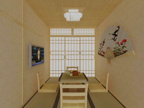 韩式风格二居室客厅装修图片欣赏