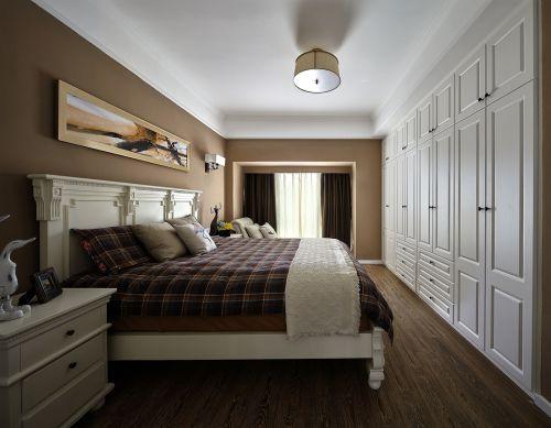 家装现代风格卧室衣柜装修果图欣赏