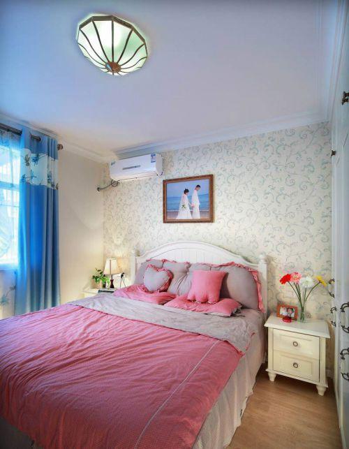 时尚现代风格四居室卧室效果图欣赏
