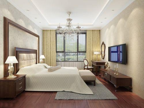 简欧风格六居室卧室装修图片