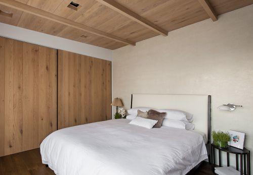 简欧风格二居室卧室装修效果图大全