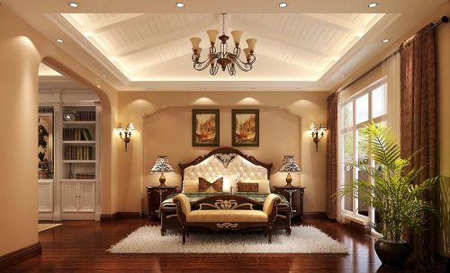 欧式风格五居室卧室装修效果图