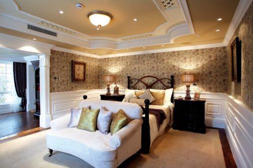 简约欧式风格六居室卧室装修效果图