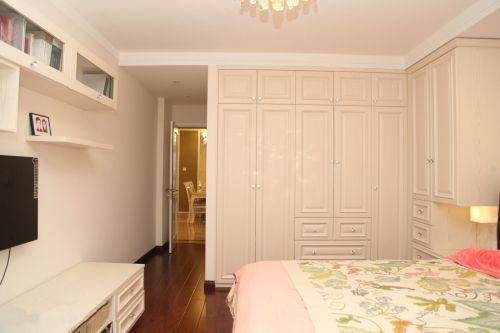时尚欧式风格卧室整体衣柜效果图