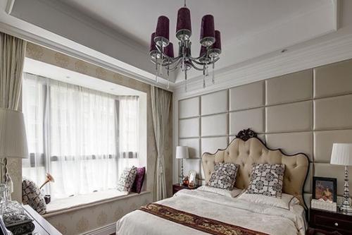 欧式二居室卧室装修图片