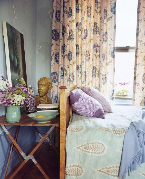 绿叶田园卧室装修效果图