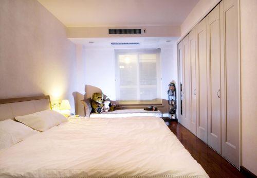 地中海风格四居室卧室衣柜装修效果图大全