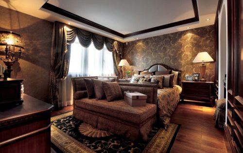 地中海风格六居室以上卧室装修效果图大全