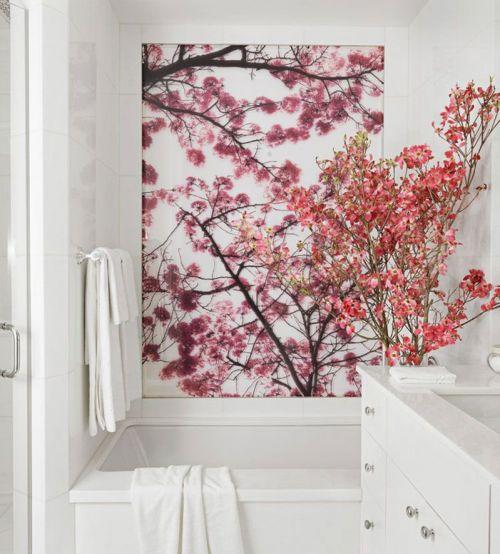 224㎡别墅现代风格典雅卫生间浴缸效果图