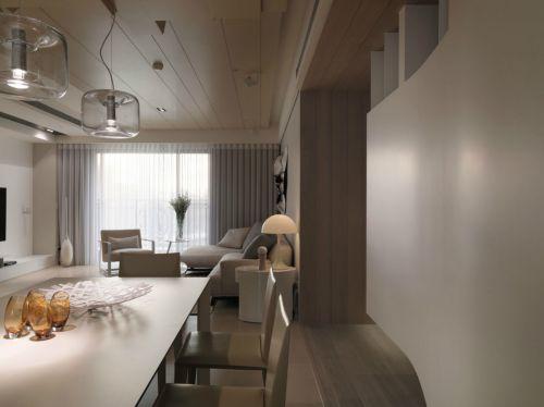 创意空间现代风格餐厅灯具装修设计
