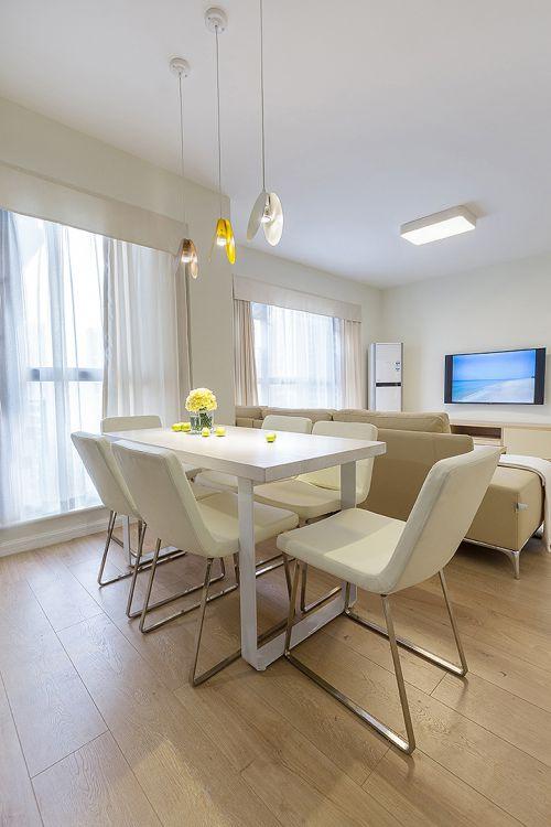 家装现代风格餐厅创意灯具设计