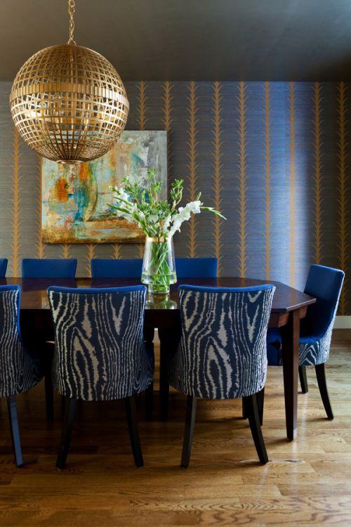低奢优雅现代风格餐厅精致灯饰效果图
