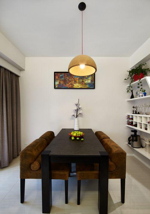 典雅现代风格餐厅灯具效果图大全