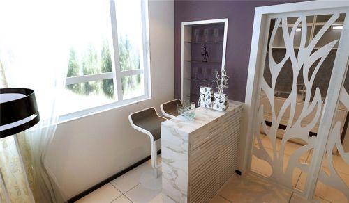现代简约四居室阳台榻榻米装修效果图欣赏