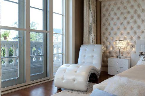 现代简约三居室阳台装修图片欣赏