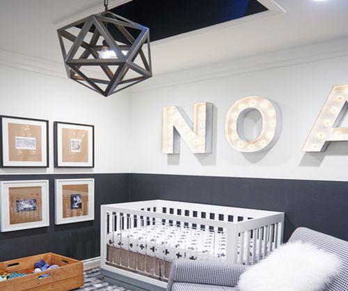 质感时尚现代风格儿童房装修效果图