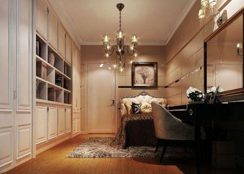 现代简约二居室衣帽间沙发装修效果图欣赏