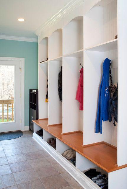典雅现代风格126平米三居室衣帽间衣柜设计