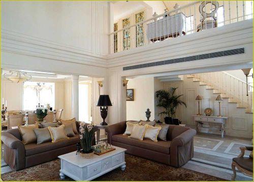 时尚美式客厅装修案例