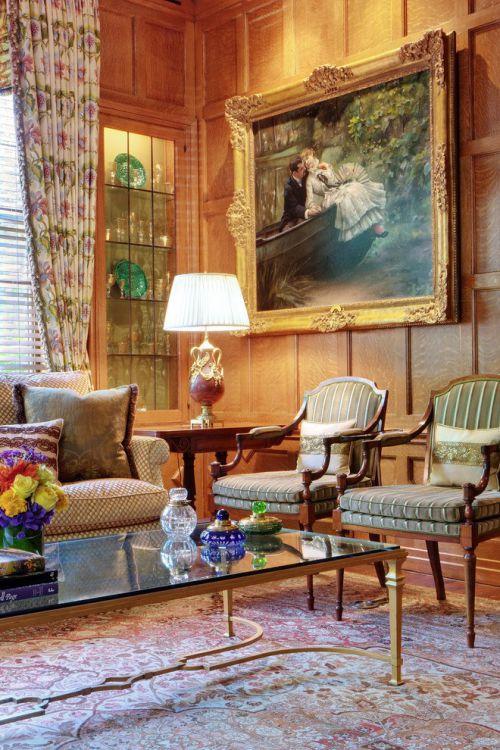 美式风格客厅设计赏析