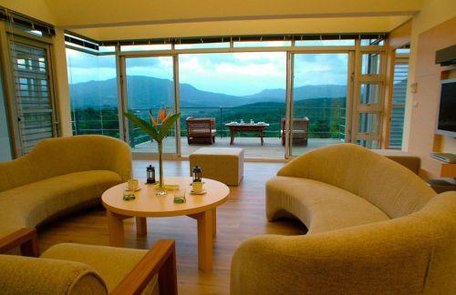 雅致美式风格客厅装修布置
